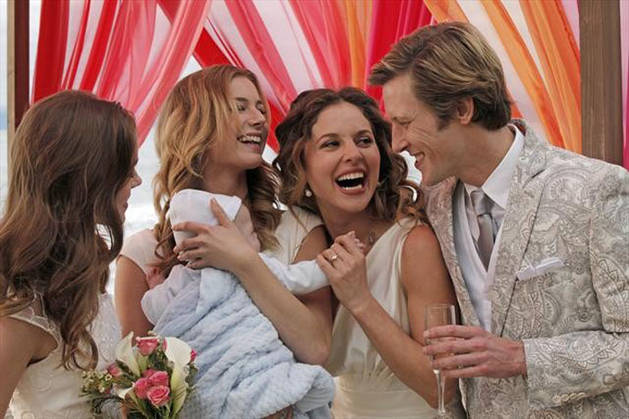 "Revenge's Gabriel Mann Promises Fan Questions Will Be ""Answered Very Deliciously in the Second Half"" of Season 2"
