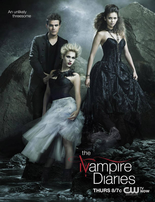 The Vampire Diaries Season 4 Hiatus Coming in February 2013