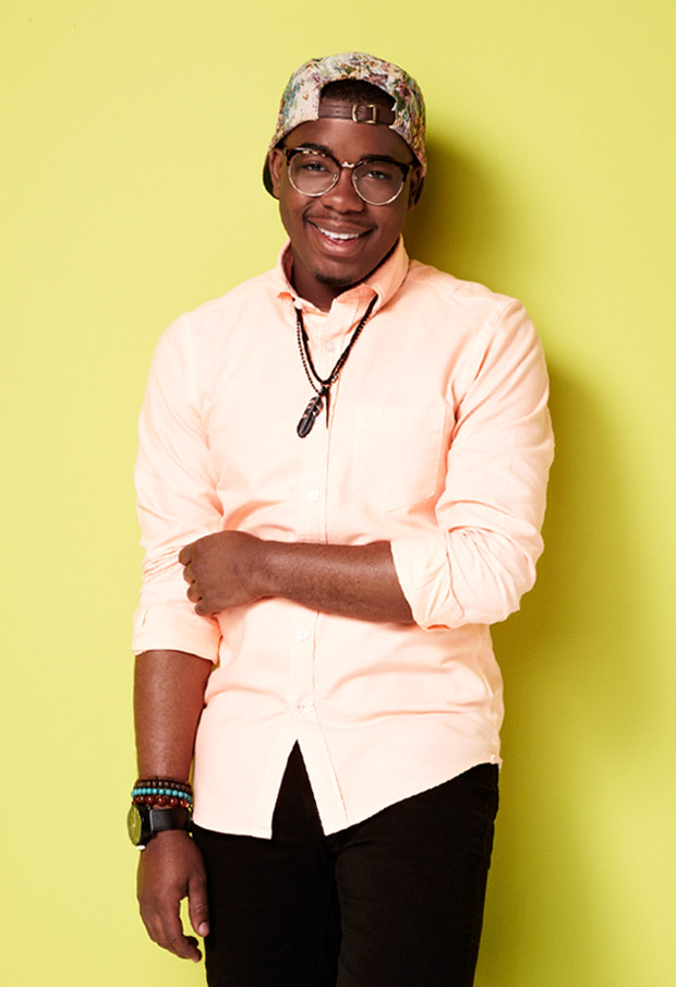 Burnell Taylor Wants to Stay True to Himself on American Idol 2013