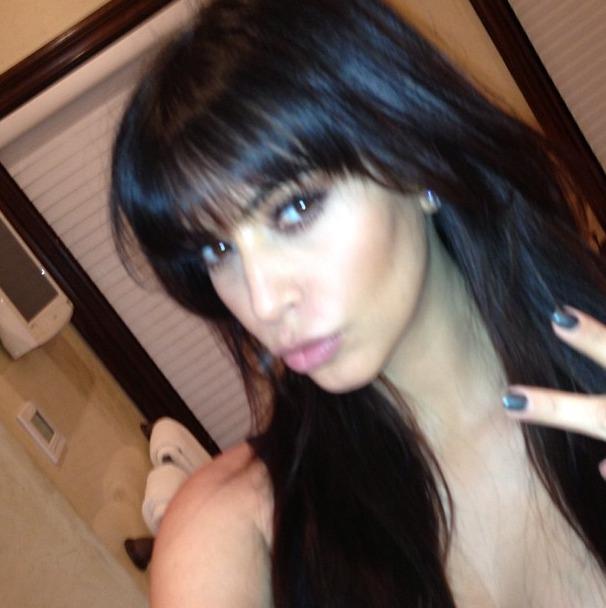 Kim Kardashian Got Mistaken For Another Woman!