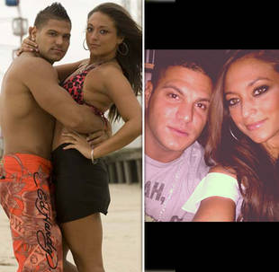 jersey shore sammi and ronnie first meet