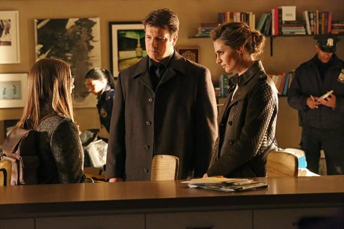 Is Castle New Tonight — Monday, March 18, 2013?