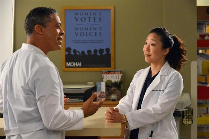 Is Grey's Anatomy New Tonight, Thursday, March 21, 2013?