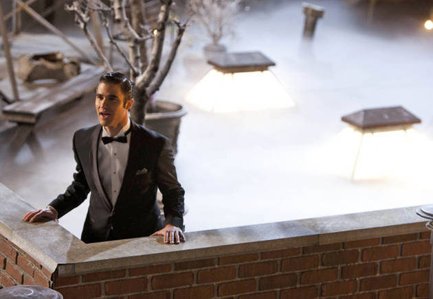 """Glee's """"Come What May"""" Full Performance: Kurt and Blaine in Episode 15"""