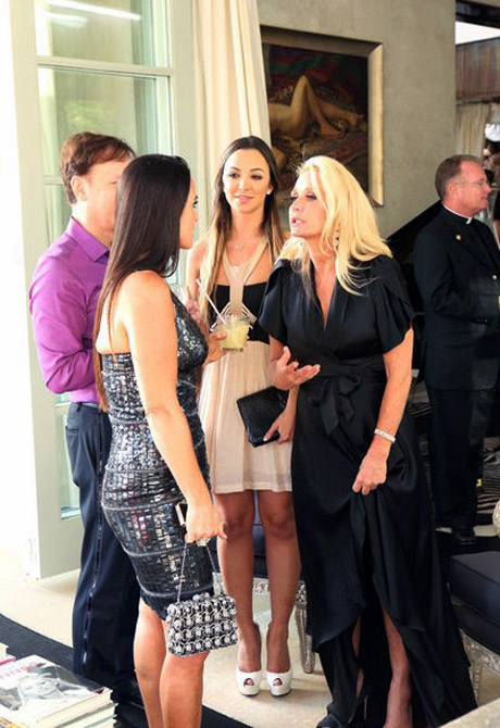 Kim and Kyle Fight in Real Housewives of Beverly Hills Sneak Peek for Season 3, Episode 19