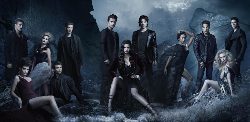 Where in the World Is The Vampire Diaries Cast on March 7, 2013?