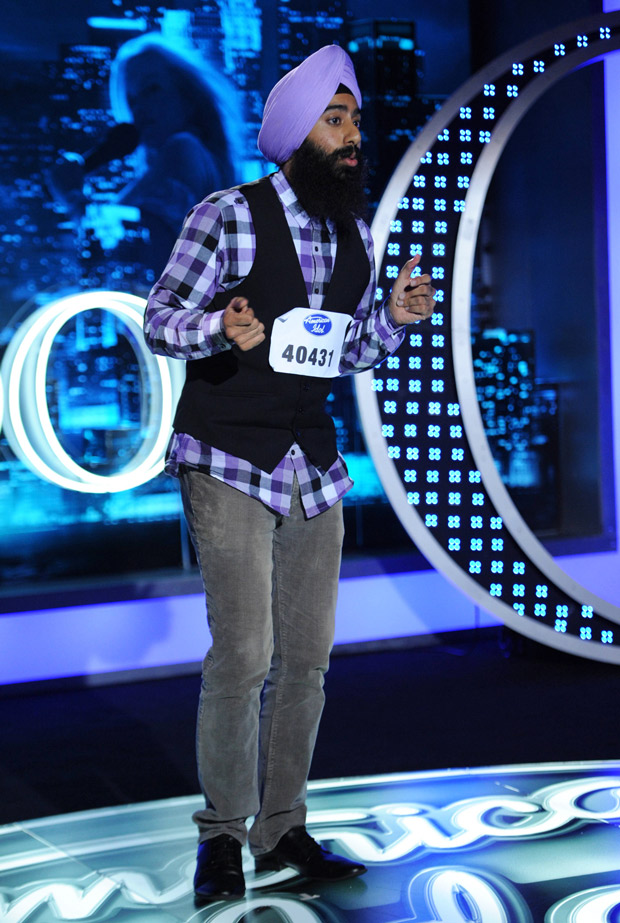 How Far Did Gurpreet Singh Sarin Get in American Idol 2013?