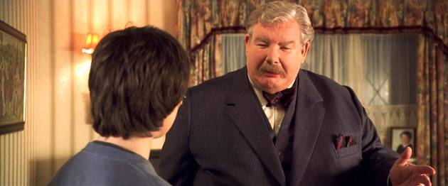 Harry Potter Actor Richard Griffiths Dies at Age 65