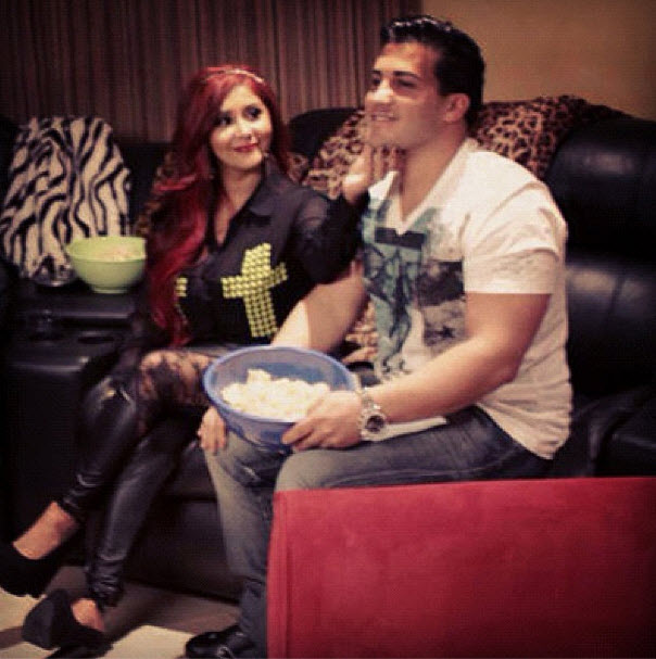 Snooki And Jionni Building A House