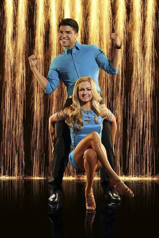 Why Victor Ortiz Went Home on Dancing With the Stars 2013 Week 6
