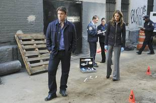 Is Castle New Tonight? — Monday, April 8, 2013?