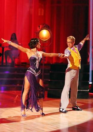 Was Andy Dick's Rumba Underscored on Dancing With the Stars 2013 Latin Week 7?