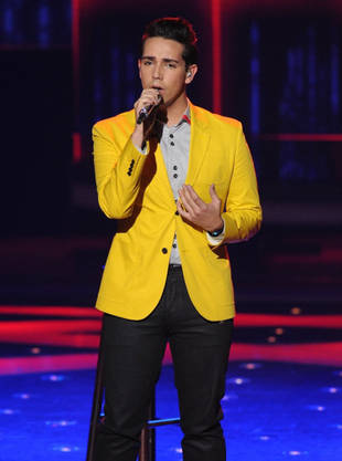 Is Lazaro Arbos the Sanjaya of American Idol 2013? Or Even Worse?