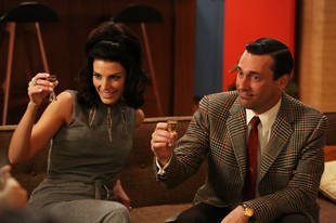 "Mad Men Season 6 Premiere Recap: ""The Doorway"" Parts 1 and 2"