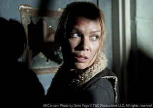 Andrea on The Walking Dead Season 3 Finale: Angry? Glad? Sad? Frustrated?