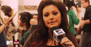 JWOWW Talks Shirtless Tom Hardy, Says He Was Snubbed (VIDEO)
