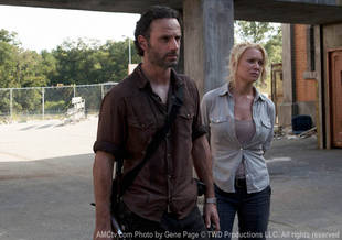 "Why Andrea? We'll See Why It Was a ""Good Decision"" on The Walking Dead Season 4"