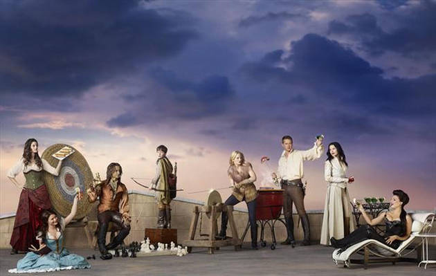 Is Once Upon a Time New Tonight, Sunday, April 21, 2013?