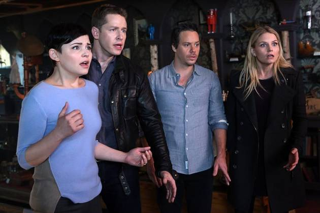 Is Once Upon a Time New on Sunday, April 14?