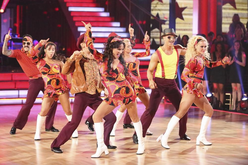 Dancing With the Stars 2013: Who Is Dancing What For Latin Week 7?