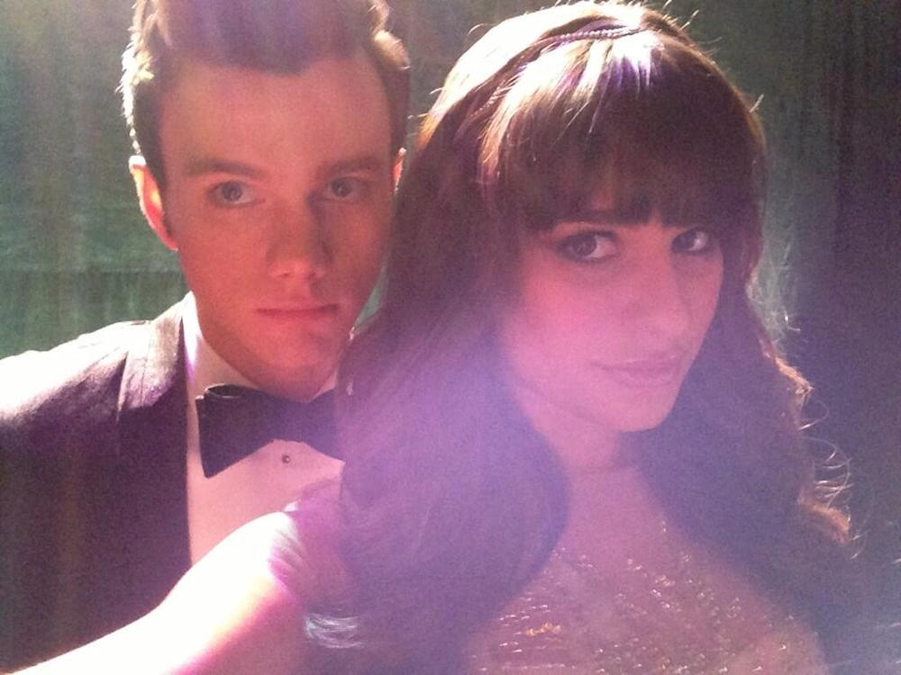 "Synopsis of Glee Season 4, Episode 20: ""Lights Out"" — Finn's Leaving!"