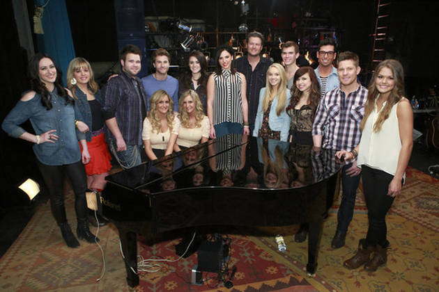 The Voice 2013: Who Is on Team Blake Shelton in Season 4?