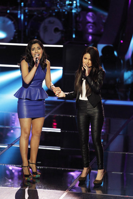 Mary Miranda vs. Cáthia: Who Deserved to Win the Battle Round on The Voice 2013?