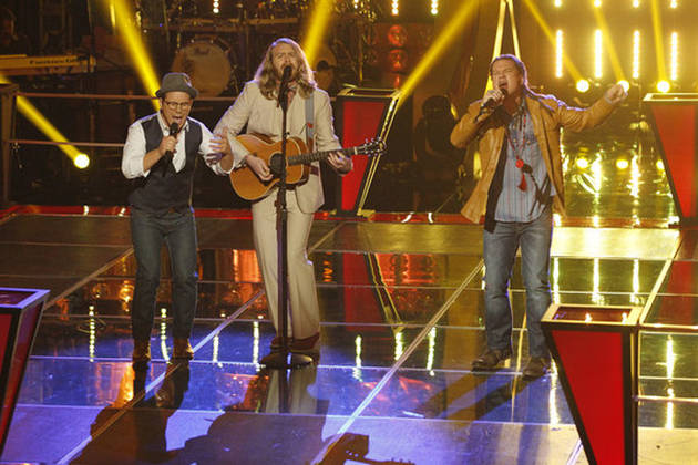 Midas Whale vs. Patrick Dodd: Who Deserved to Win the Battle Round on The Voice 2013?