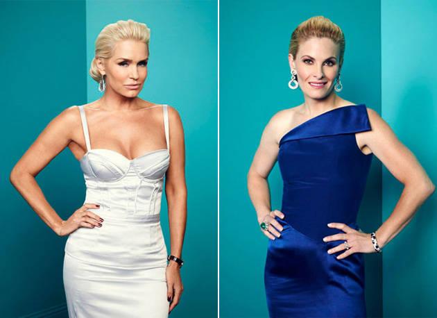 Yolanda Foster and Marisa Zanuck Talk Real Housewives of Beverly Hills Season 4