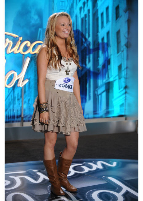 5 Reasons Janelle Arthur Will Win American Idol 2013