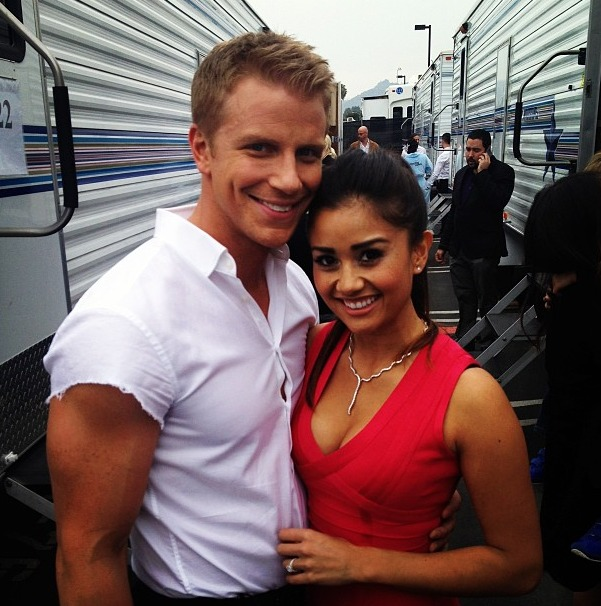 Sean Lowe and Catherine Giudici Relationship Updates — April 19, 2013