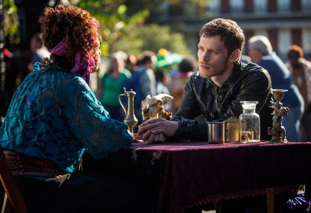 Vampire Diaries Originals Spoilers: Scene From Season 4, Episode 20