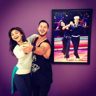 Zendaya and Val Underscored For Dancing With the Stars Semifinals Quickstep?
