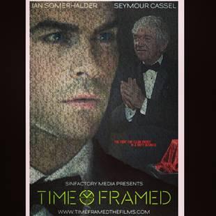Ian Somerhalder Tweets New Time Framed Poster