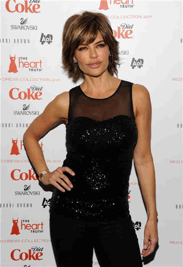 "Lisa Rinna on The Real Housewives Beverly Hills: ""I'd Kill Them All!"" (VIDEO)"