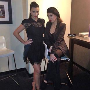How Are Kourtney And Kim Kardashian's Pregnancies Different?
