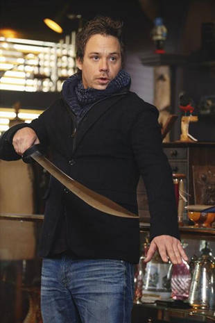 Once Upon a Time Season 3: Michael Raymond-James Named Series Regular