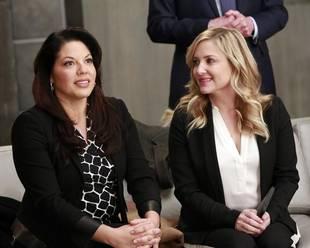 Grey's Anatomy Season 9 Finale Spoiler: Did Callie and Arizona Break Up?