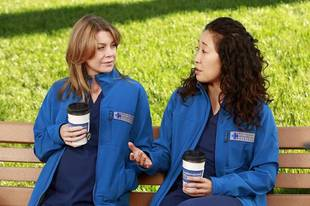 Grey's Anatomy's Ellen Pompeo on Meredith and Cristina's Friendship: I Don't Think It's Very Realistic