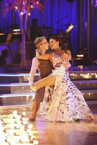"Dancing With the Stars 300th Episode: Sharna Burgess and Gleb Savchenko's  ""Broken, Tormented Love Story"" —  Exclusive"