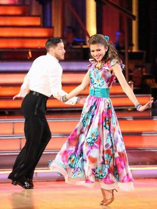 "Zendaya Coleman on Dancing With the Stars Loss: ""My Heart Was Broken"""