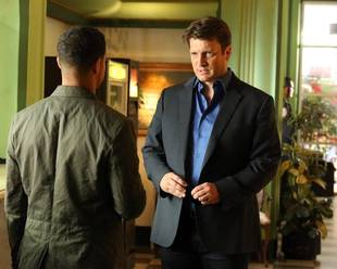 "Castle Recap of the Season 5 Finale ""Watershed"": The Fate of Caskett"