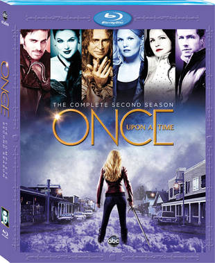 Once Upon a Time Season 2 DVD Gets a Release Date