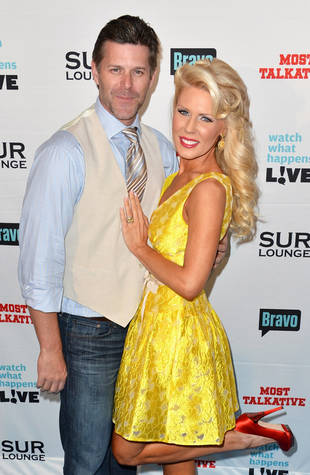 Slade Smiley Gets Gretchen Rossi a Rolls Royce For Her Birthday