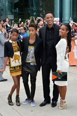 Will Smith's Son Jaden Wants to Be Emancipated For His 15th Birthday
