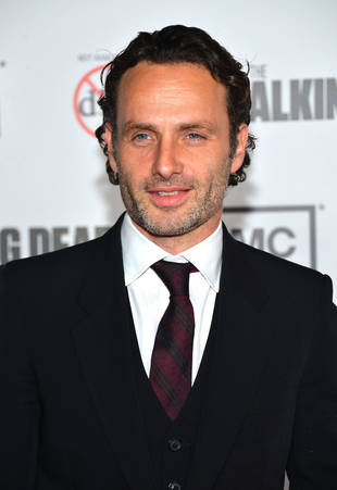 Andrew Lincoln Nominated For His First Critics' Choice Award!