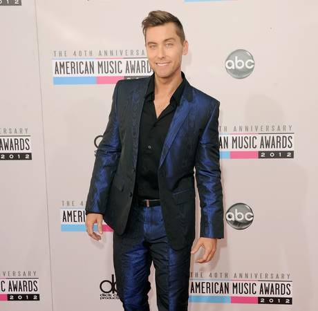 Lance Bass Voices Support For Openly Gay NBA Player Jason Collins