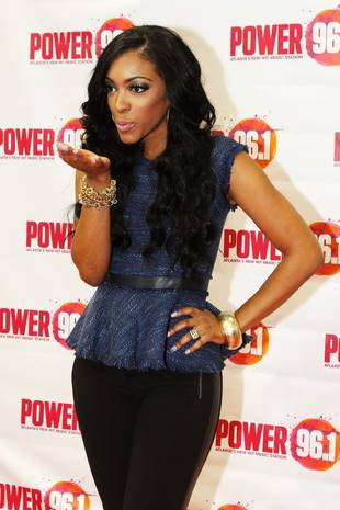 Porsha Stewart's Instagram Gets Hacked!