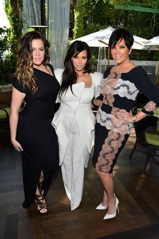 Khloe Kardashian Odom Defends Preganant Kim — Again!