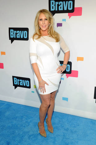 Vicki Gunvalson Won't Stop Dating Brooks Ayers Because of Daughter Briana